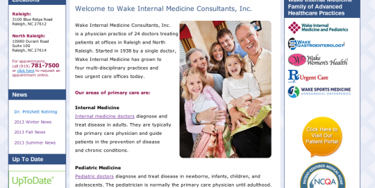 Wake Internal Medicine